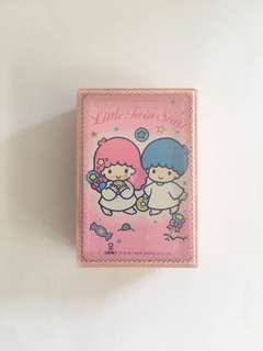Sanrio vintage little Twin Stars 啤牌 1989
