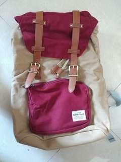 文青/ 旅行背包