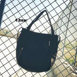 Chuo Canvas Sling Tote Bag.