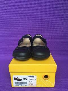 Dr. Kong Black Shoes for Girls Size 35