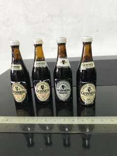 Guinness stout miniatures set of 4