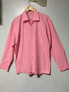 Long Sleeved Polo for Men