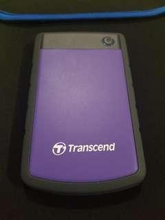 Transend External HDD Shockproof