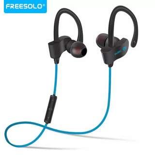 Freesolo 56S藍牙耳機挂耳塞式運動耳機