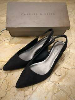CnK Slingback Shoes