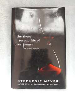 Stephenie Meyers The short second life of bree tanner