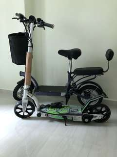 2 pcs e scooter(Mobot)