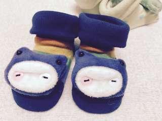 Baby Socks (Anti-Slip)