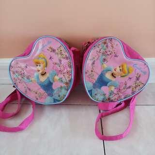 Cinderella Heart Shoulder bag