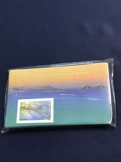 Hong Kong Miniature Sheet Pack ( 100 pieces )