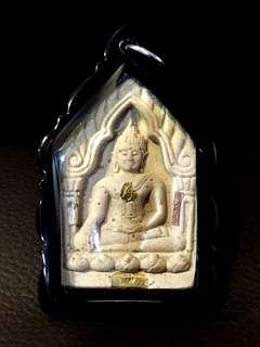 Ac Khun Pan khun paen BE2545 with samkasat takrut, magnifying case and G-phra certified.