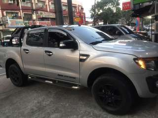 2015 Ford Ranger 45k km automatic mileage pm for more details