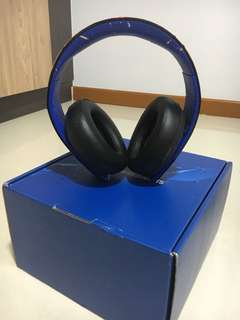 Playstation wireless headphones