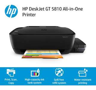 HP Deskjet GT 5810 All in One Printer