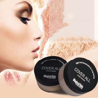 🦋Magical Halo Foundation Oil-control Sweat-Proof Powder MC🦋