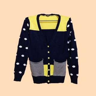 Polka Sweater