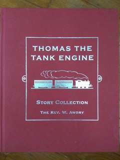 Thomas The Tank Engine Story book