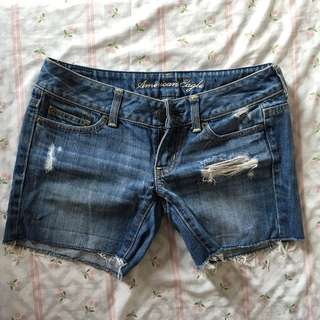 Preloved American Eagle shorts