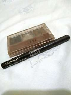 In2it Tri-angular Eyebrow Pencil (free Jazzy)