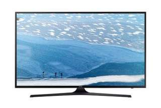 "Samsung 43"" 4K Ultra HD Smart TV Series 6"