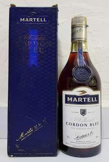Martell corden bleu 700ml 80s