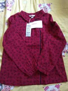 Poney Blouse 11-12yrs