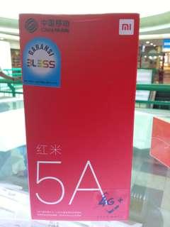 Xiaomi redmi 5a ram 3 cash & kredit