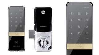Kunci otomatis YALE / YALE digital door YDR 323