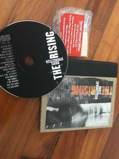 🚚 bruce springsteen - The rising cd