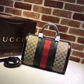 Gucci Boston Bags