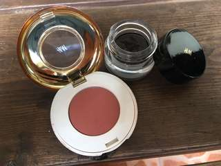 Blush and Brown Eyeliner Gel
