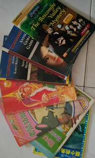 Story books RM 8 for 7 books