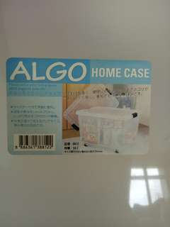 Roller plastic box