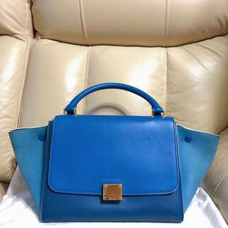 Celine small remov shoulder strap