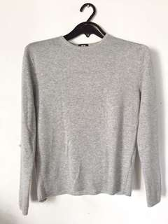 KNITTED PULL OVER UNIQLO
