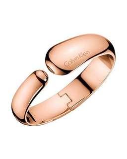 Calvin Klein Informal Rose Gold Bangle