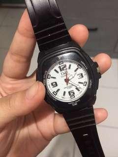 Jam tangan QnQ original, tinggal ganti baterai aja cuma 25.000
