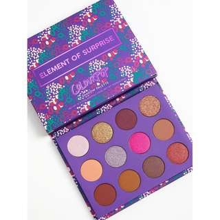 IN STOCK colourpop element of surprise eyeshadow palette