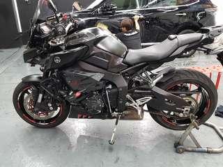Yamaha MT10 2016