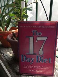 17 Diet Challenge Book