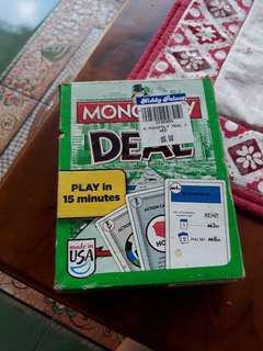 Monopoly Deal ORI
