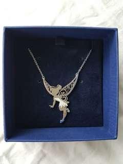 Swarovski Disney Tinkerbell Necklace