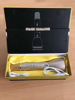 iKaraoke KTV-K088 Magic Karaoke Wireless Microphone