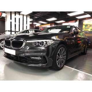 BMW 520d Sport Line 2017