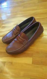 Prada loafers. Hardly used and orignal price 18k