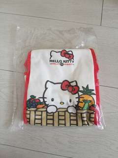 Hello Kitty mcdonalds 保溫袋 (全新)