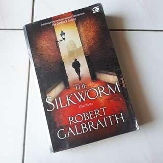 The Silkworm/Ulat Sutra Robert Galbraith/J.K. Rowling