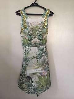 H&M Conscious Collection Cocktail Dress