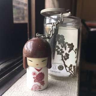 Kimmidoll key chain Kaori strength
