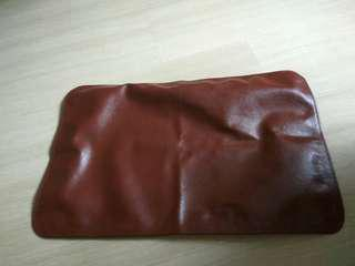 Pillow cover (牛皮-cowskin)